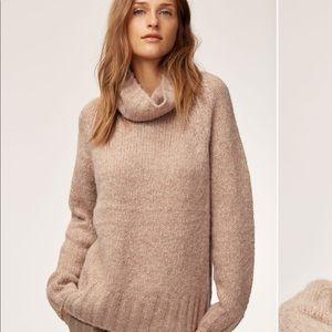 🖤💚BABATON•Alpaca/wool super soft sweater BNWOT